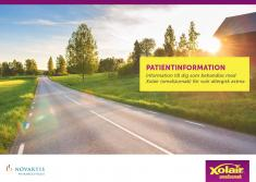 Xolair patientinformation vid allergisk astma